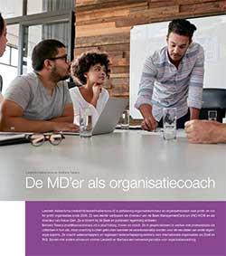 De MD-er als organisatiecoach – 2016